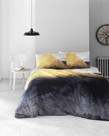 home-bath Çift Kişilik Nevresim Takımı Renkli